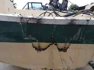 Boats & Watercraft Plastic & Fibreglass Repairs