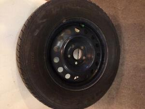 Nexen winter tires/rims