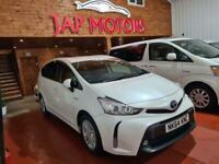 2014 Toyota PRIUS+ MPV Petrol/Electric Hybrid Automatic