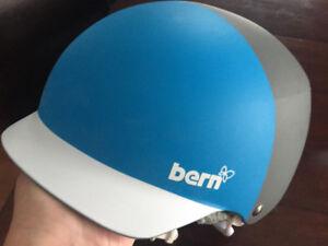 Bern Visor Helmet