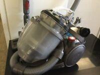 Dyson dc 08 cylinder pall along Vacuum