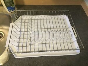Dish Drying  Rack & Tray