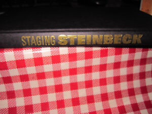 Staging Steinbeck: Dramatising The grapes of wrath Hardcover