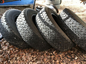 Rugged Trail BFGoodrich Tires