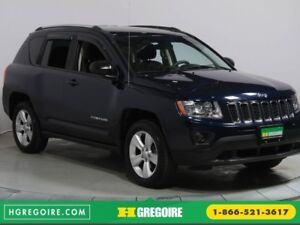 2013 Jeep Compass SPORT 4X4 A/C BLUETOOTH MAGS