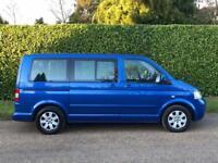 Volkswagen Caravelle 2.5 TDI SE Bus 4dr (7 Seats) [2003-53]