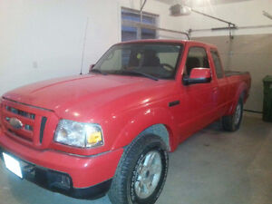 (((((((2006 FORD RANGER EXTENTED CAB 4X4 ONLY 132000KM)))))))