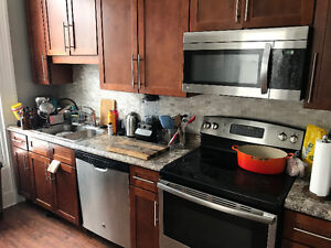 Spacious 3br  in the North End - All utilities inc. Jun 1-Aug 31