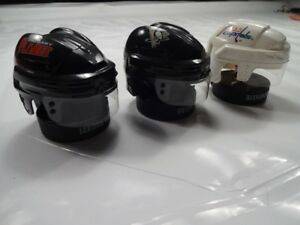hockey mini casques