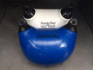 Fender steps