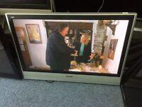 "Panasonic 42"" hd freeview widescreen Plasma tv"