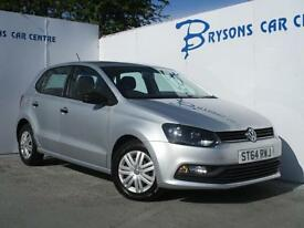 2014 64 Volkswagen Polo 1.0 ( 60ps ) S for sale in AYRSHIRE