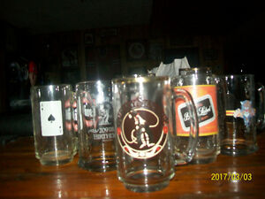 Vintage Bar  Glasses