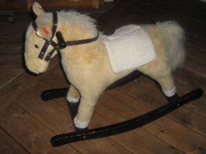 Child's Rocking Horse - good used condition