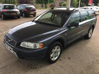 2005 Volvo XC70 2.4 auto D SE - TIMING BELT + WATER PUMP CHANGED: 139,708