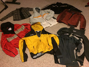 Men's, Boy's and Unisex Fall and Winter Jackets