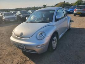 Volkswagen beetle 1.6 2002 mot till nov