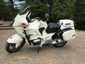 BMW 1150 RT-P Ex-Montreal Police Bike