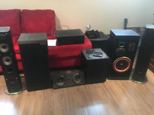 High Quality Complete Surround Sound System