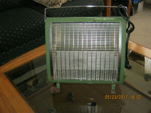 Small home heater