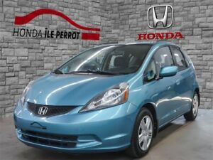 Honda FIT 5dr HB Auto LX BLUETOOTH 2014