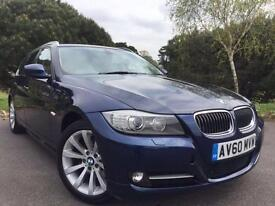BMW 3 Series 2.0 320d Exclusive Edition Touring 5dr DIESEL MANUAL 2011/60