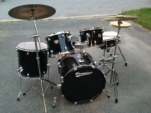 Cabria Premier Drum kit - Great opportunity for the holidays Gatineau Ottawa / Gatineau Area image 1