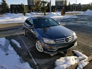 2011 Mercedes Benz C250 4Matic w/ Safety and Etest