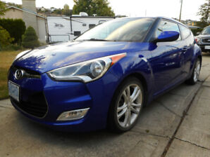 2013 Veloster - Extremely low Km.