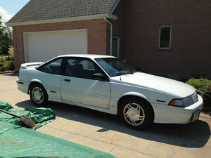 CAVALIER - LOW KMS & AMAZING CONDITION! (NEW TIRES) CLASSIC CAR