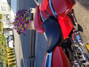 Solo seat for Street Glide