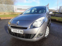 2009 Renault Grand Scenic 1.5dCi (106bhp) Expression 7 Seats - KMT Cars