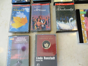 Collection of Cassette Tapes of assorted artists and One 70's CD Kitchener / Waterloo Kitchener Area image 3