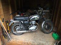 BSA C15, 1961, 250cc