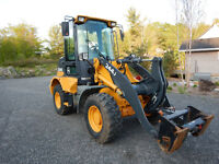 2012 John Deere 244J Wheel Loader - Mint Condition