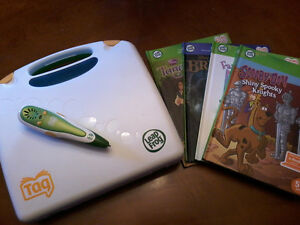 Leap Frog Tag Reader & Books