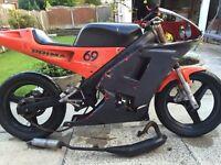 Cagiva Prima 50cc Project