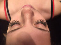 EYELASH EXTENSION FULL SET $70
