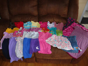 Girls clothes - 3 years