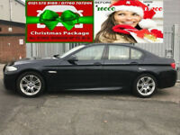 2012 BMW 520D 2.0TD DIESEL PERFORMANCE AUTO M SPORTS ( AA ) WARRANTY INCLUDED