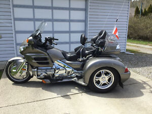 Honda Goldwing Trike