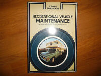 Camper Airstream Trailer Motor Home Van RV LPG Shop Manual 1973