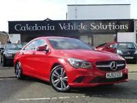2013 Mercedes-Benz Cla Class 1.6 CLA180 Sport 4dr