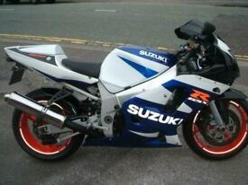 Suzuki GSX-R 600K1 Only 26k Miles