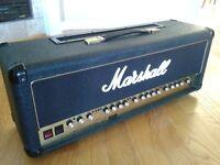 Marshall 30th anniversaire 6100 de 1994 en excellente condition