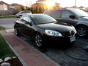 2007 Pontiac G6 GT Coupe + Winter Tires