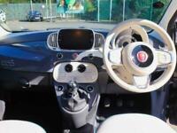 2017 Fiat 500 Fiat 500 1.2 Anniversario 3dr Hatchback Petrol Manual