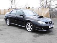 Subaru Impreza 2.5 WRX, Black, 60 000 Miles, 2006, FSH, 6 Months AA Warranty