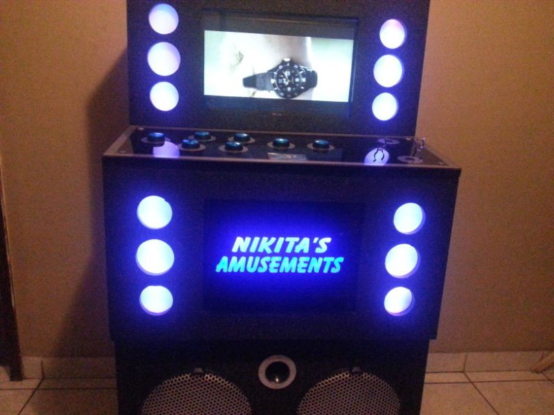 Jukebox / Karaoke / DJ Equipment hire from only 650 rands