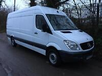 2009 Mercedes-Benz Sprinter 2.1TD 311CDI LWB High Roof, 143k Miles, Service Hist